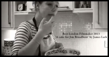 A Cake For Jim Broadbent