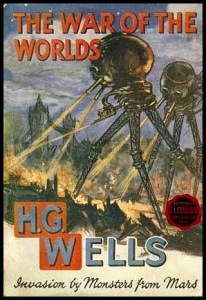 War Of The Worlds HG Wells
