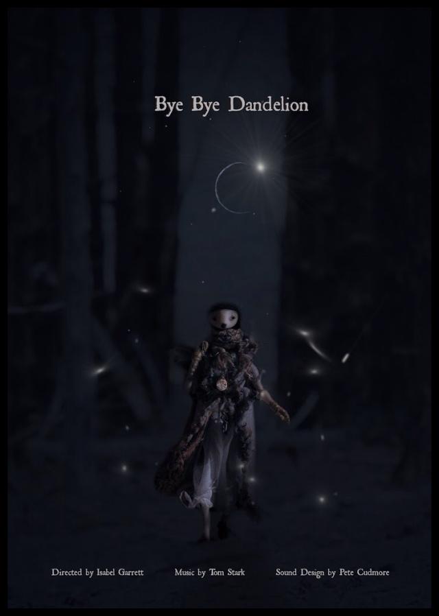 Bye Bye Dandelion Poster